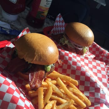 Photo Of Great American Food Las Vegas Nv United States Burger With