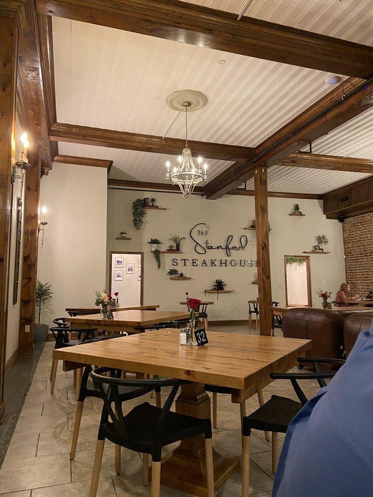 The Stanford Steakhouse: 734 Station St, Waynesboro, MS