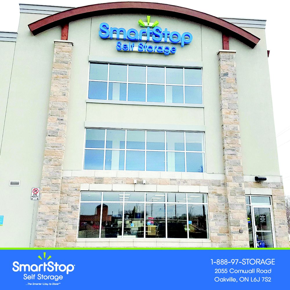 SmartStop Self Storage - Self Storage - 2055 Cornwall Road, Oakville ...