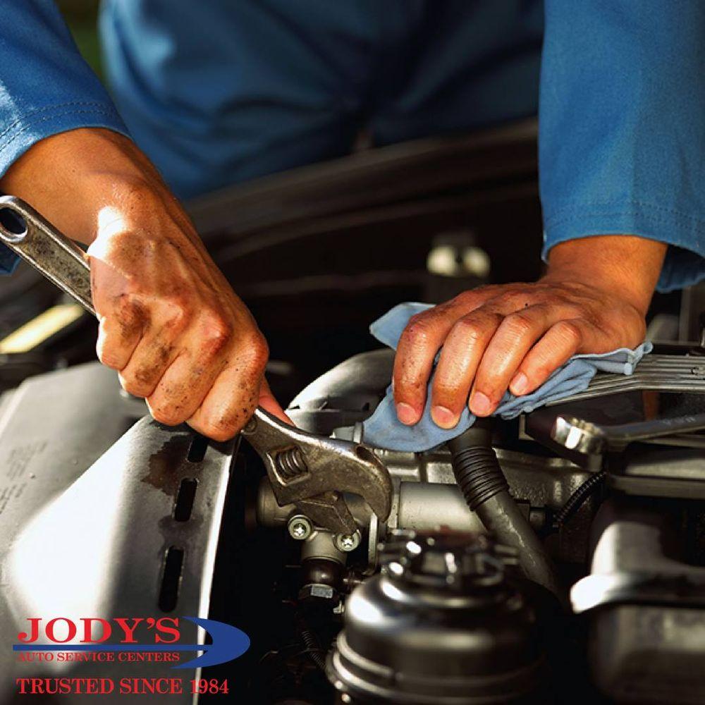 Jody's Auto Service Centers: 1520 Fayetteville Rd, Van Buren, AR