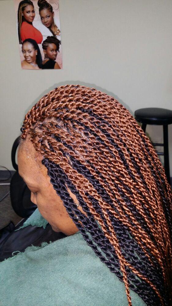 Chik African Hair Braiding: 1642 Union Blvd, Allentown, PA