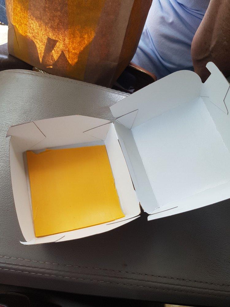 McDonald's: 6770 Jordan Hwy, Ramseur, NC