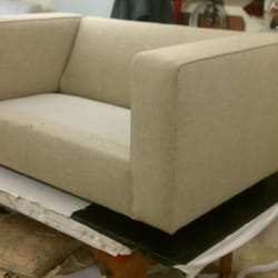 Photo Of Quality Interiors   San Diego, CA, United States. Loveseat Is  Almost