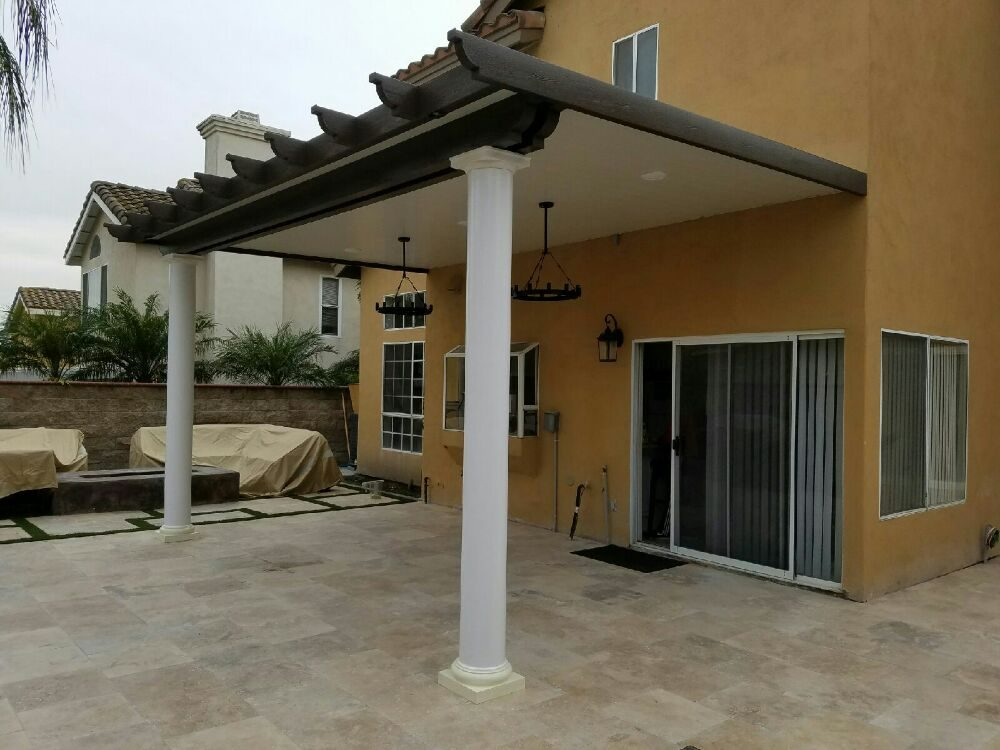 Photos For Mr Patio Cover Amp Rain Gutters Yelp