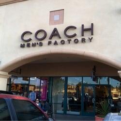 factory coach outlet 0ew9  Photo of COACH Men's Factory