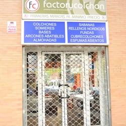 Factory Colchón - Colchonerías - Avenida de Emilio Lemos 73bf154326206