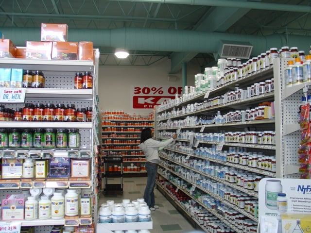 Specialties: The original and only Total Nutrition Manufacturers Vitamin Factory Outlet found on Long Island sells directly to the public and provides the lowest prices and freshest vitamin supplements available. We began manufacturing supplements Location: 75 Bi County Blvd Unit 1, Farmingdale, , NY.