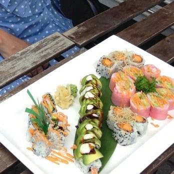 Photo Of Sushi Kizoku   Toronto, ON, Canada. Patio  Good; Cheap
