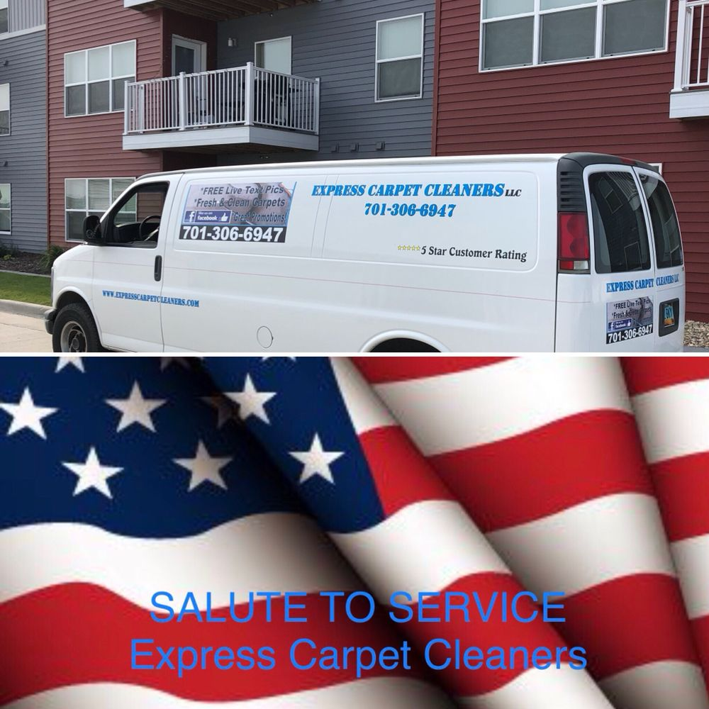Express Carpet Cleaners: 523 10th St S, Moorhead, MN