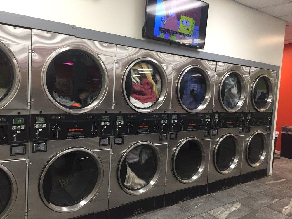 City Limits Laundry & Tan: 50 W Nixon St, Cincinnati, OH