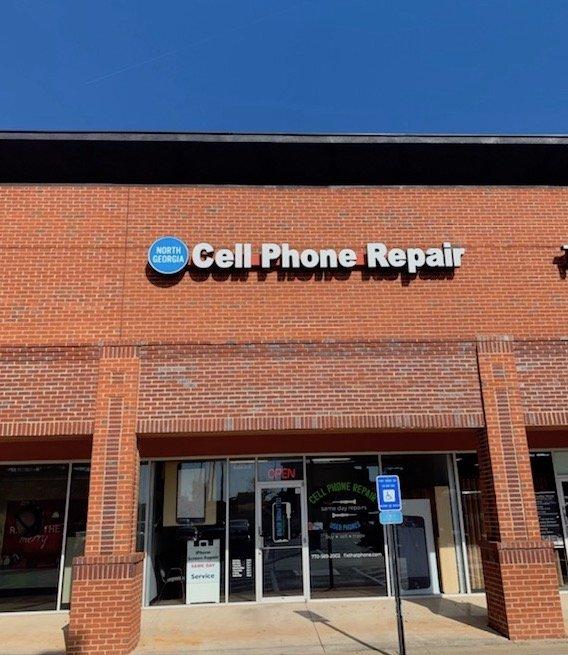 North Georgia Cell Phone Repair: 911 Market Place Blvd, Cumming, GA