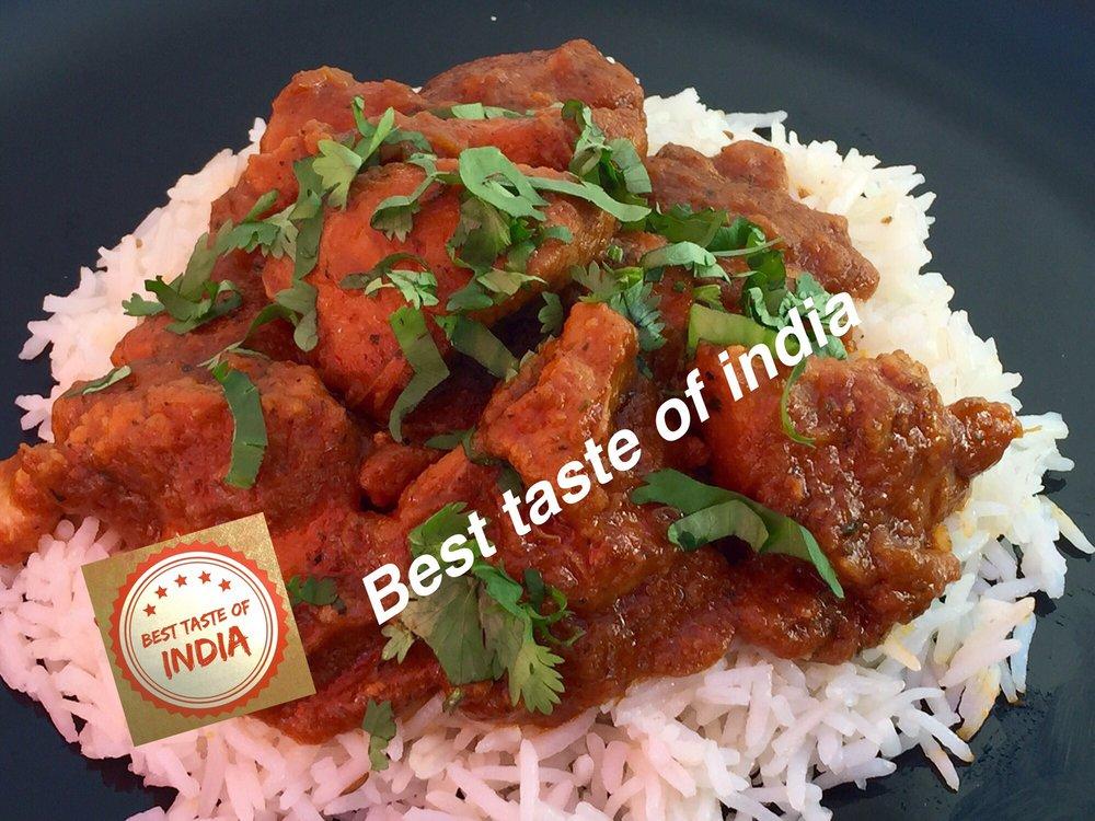 Best Taste of India: 8145 SE 82nd Ave, Portland, OR