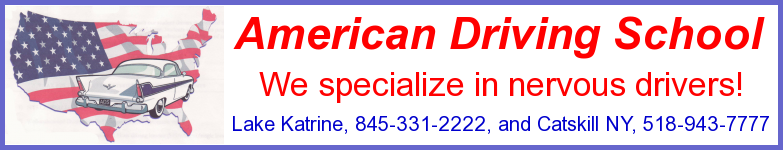 American Driving School: 444 Main St, Catskill, NY