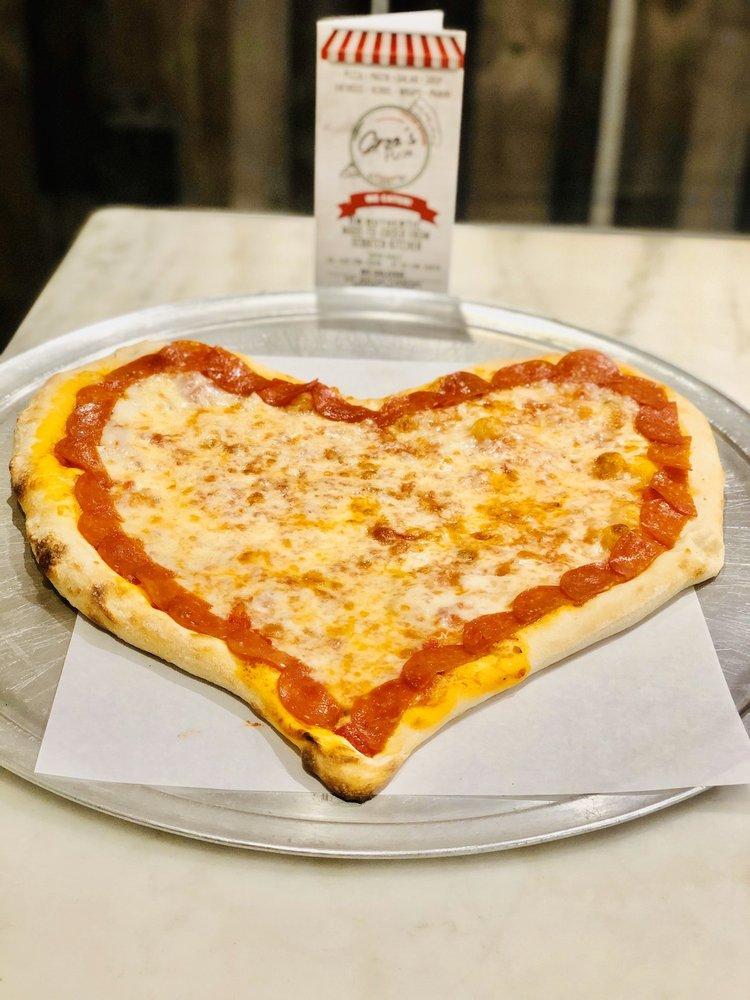 Ginos Pizza Syosset