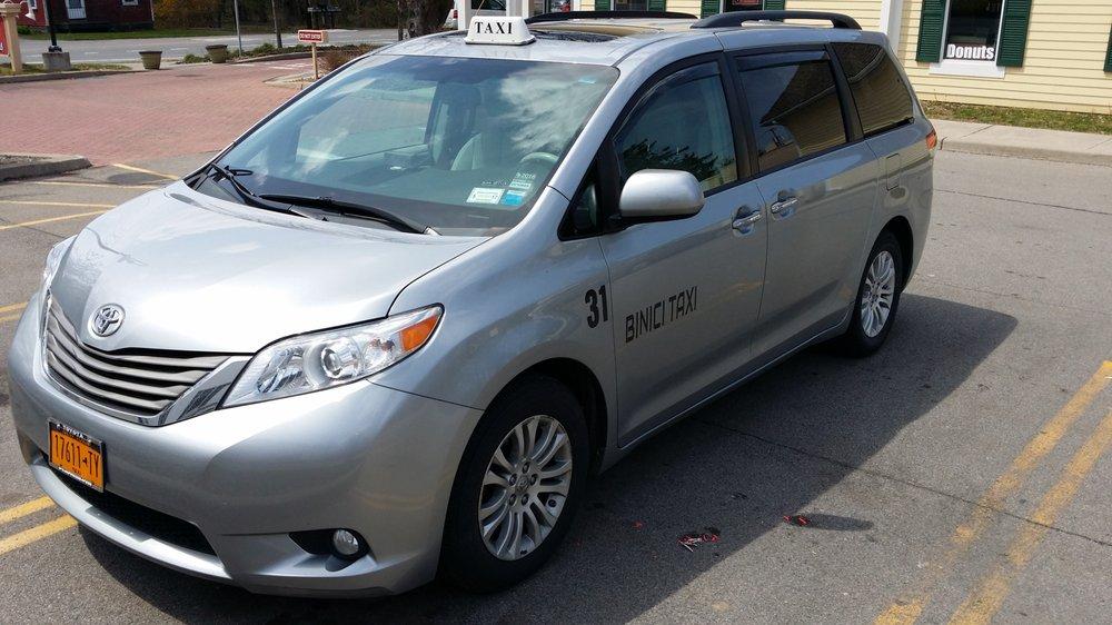 Binici Taxi 31: 1833 Monroe Ave, Rochester, NY