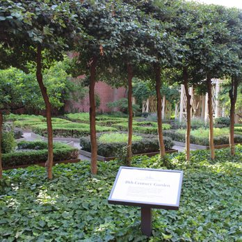 Photo Of 18th Century Garden   Philadelphia, PA, United States. Serene And  Relaxing
