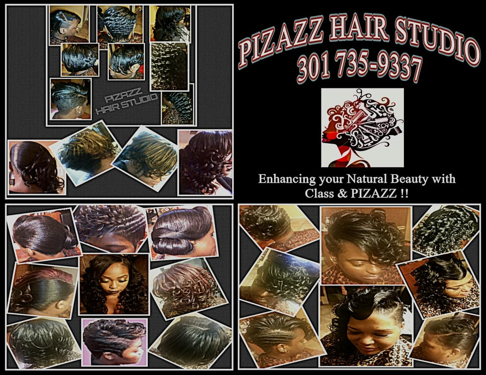 Pizazz Hair Studio: E Shelby Ln, Brandywine, MD