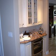 Pleasanton Kitchen Photo Of The Cabinet Center   San Ramon, CA, United  States. Wine Bar