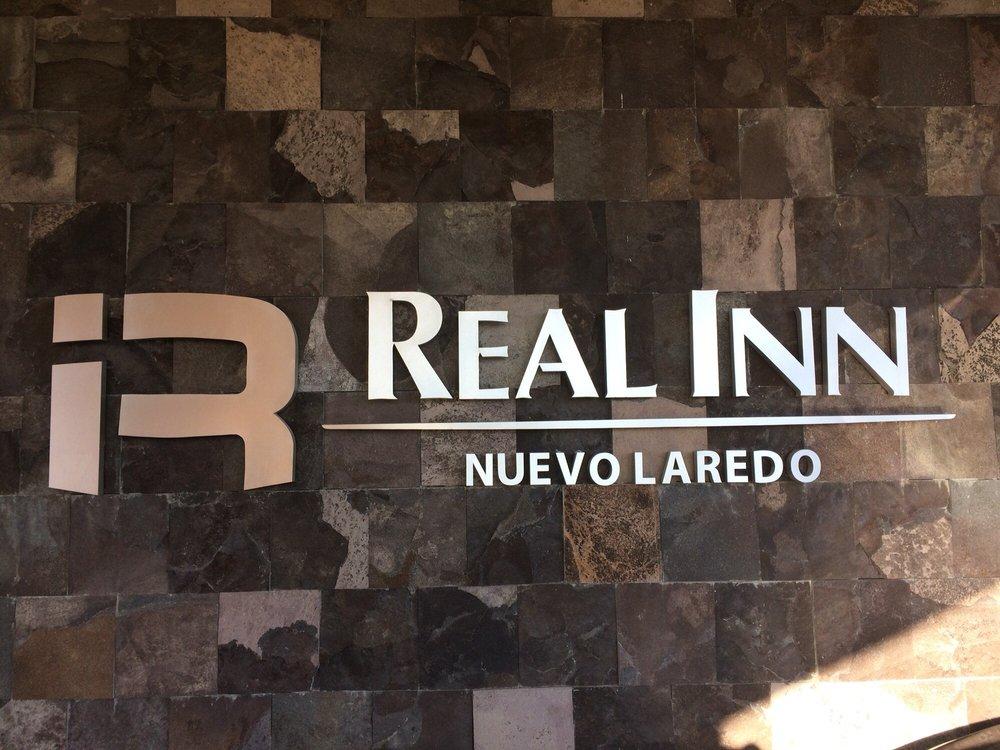 Real Inn Nuevo Laredo: Av. Reforma 5430, Nuevo Laredo, TAM