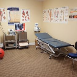 Superior Photo Of Paramount Chiropractic   Palm Beach Gardens, FL, United States.  Decompression Table Amazing Pictures