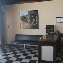 Lucky\'s 13 Tattoo Shop - Tattoo - 2665 W US Hwy 377, Granbury, TX ...