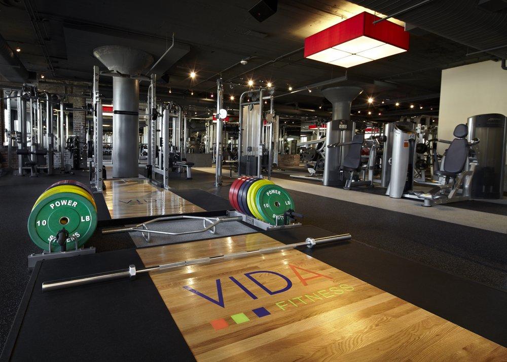 VIDA Fitness - U St