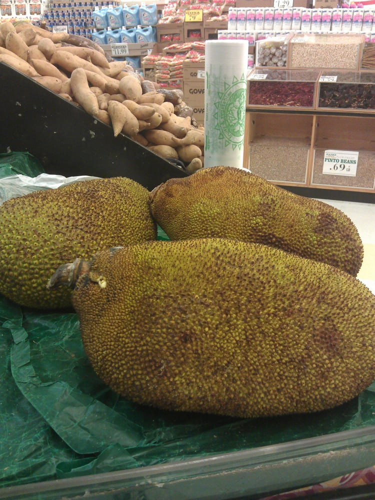 Jack fruit yelp for Hank s fish market