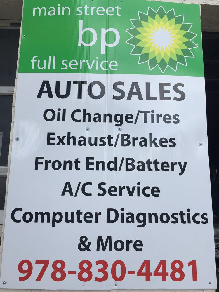 Bp Main St Auto Repair: 223 Main St, Athol, MA