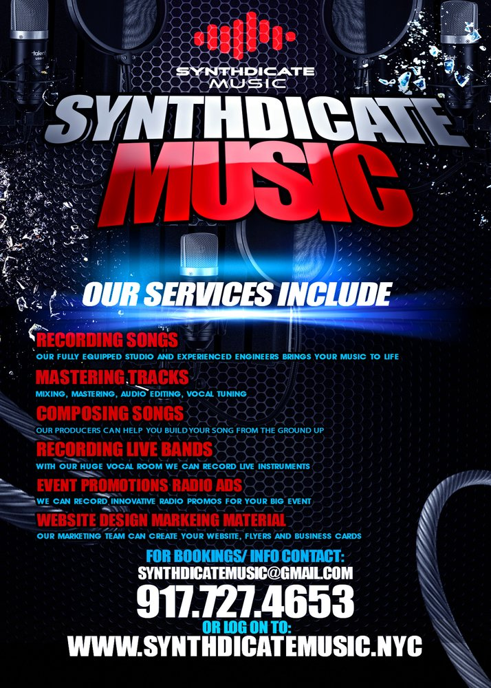 Synthdicate Music: 245-06 Jericho Turnpike, Floral Park, NY