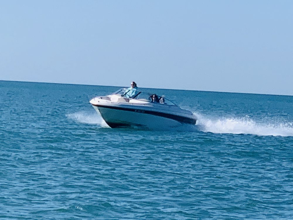 Blue Water Boat Rentals - St. Joe: 143 Anchors Way, St. Joseph, MI
