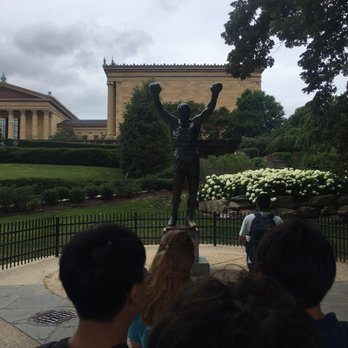 buy online 4d7fd df922 Photo of The Rocky Statue - Philadelphia, PA, United States