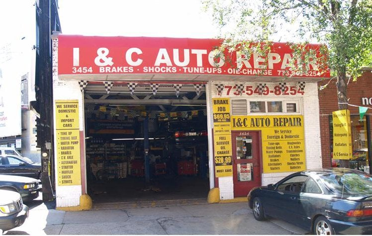 Brake Repair Shops >> I And C Auto Repair 14 Reviews Auto Repair 3454 N Sheffield