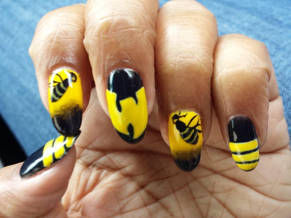 Wu-tang nails by Chris - Yelp