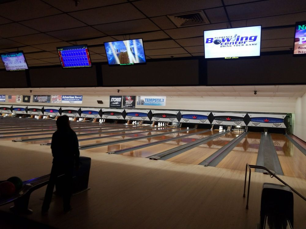 Florence Bowl: 7500 Sussex Dr, Florence, KY