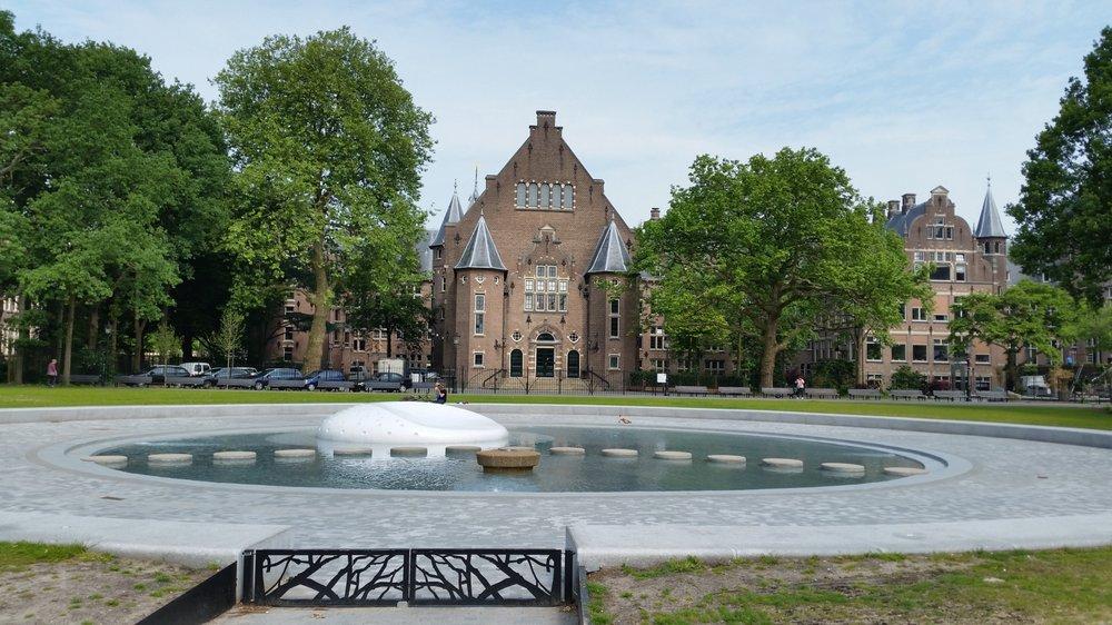 Oosterpark: Linnaeusstraat, Amsterdam, NH