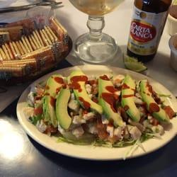 Photo Of La Isla Restaurant Arlington Tx United States Fish Ceviche It S