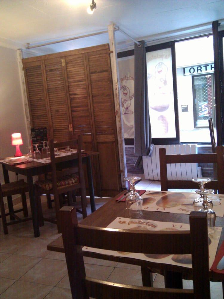 Le Patatou: 4 rue Quinquaine, Saint-Brieuc, 22