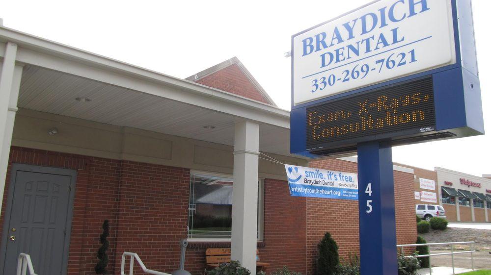 Braydich Dental: 45 E Liberty St, Hubbard, OH