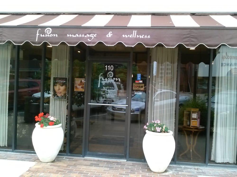 Fusion Massage & Wellness: 110 SE Frank Phillips Blvd, Bartlesville, OK