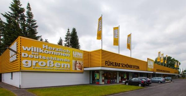 Uni Polster Münster Möbel Heroldstr 4 Münster Nordrhein