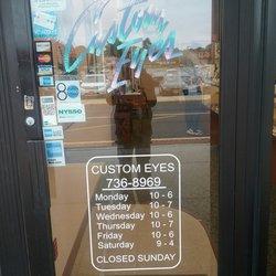 b4b3bf47219d Custom Eyes - 17 Reviews - Eyewear   Opticians - 349 Independence ...
