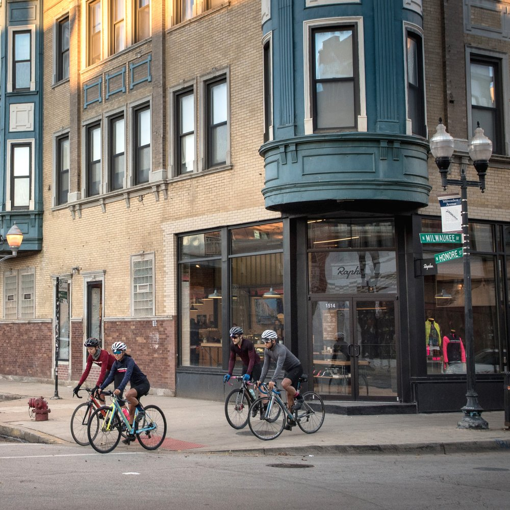 Rapha - Chicago: 1514 N Milwaukee Ave, Chicago, IL