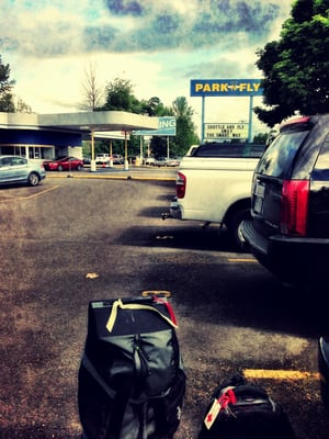 park n fly 6455 ne 82nd ave portland or electric charging station mapquest