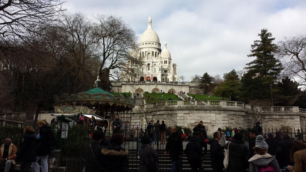 Jardin du sacr coeur 23 foto 39 s 12 reviews for Jardin 75018