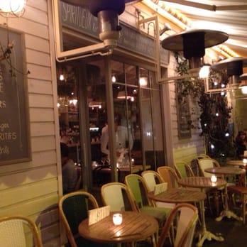 Cafe Eugene Paris Porte De Versailles