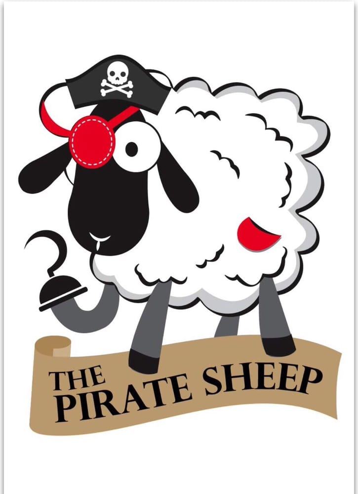 The Pirate Sheep