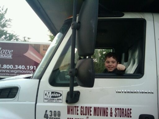 White Glove Moving & Storage
