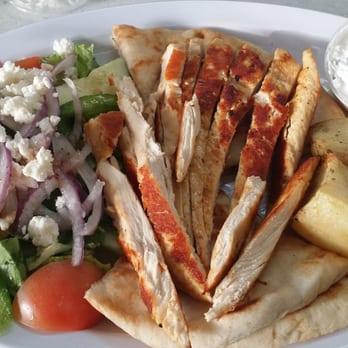 Greek Kitchen Menu Plantation