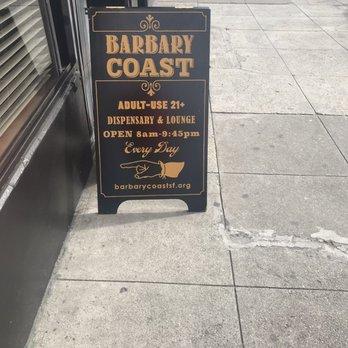Barbary Coast Dispensary - 952 Mission St, SoMa, San