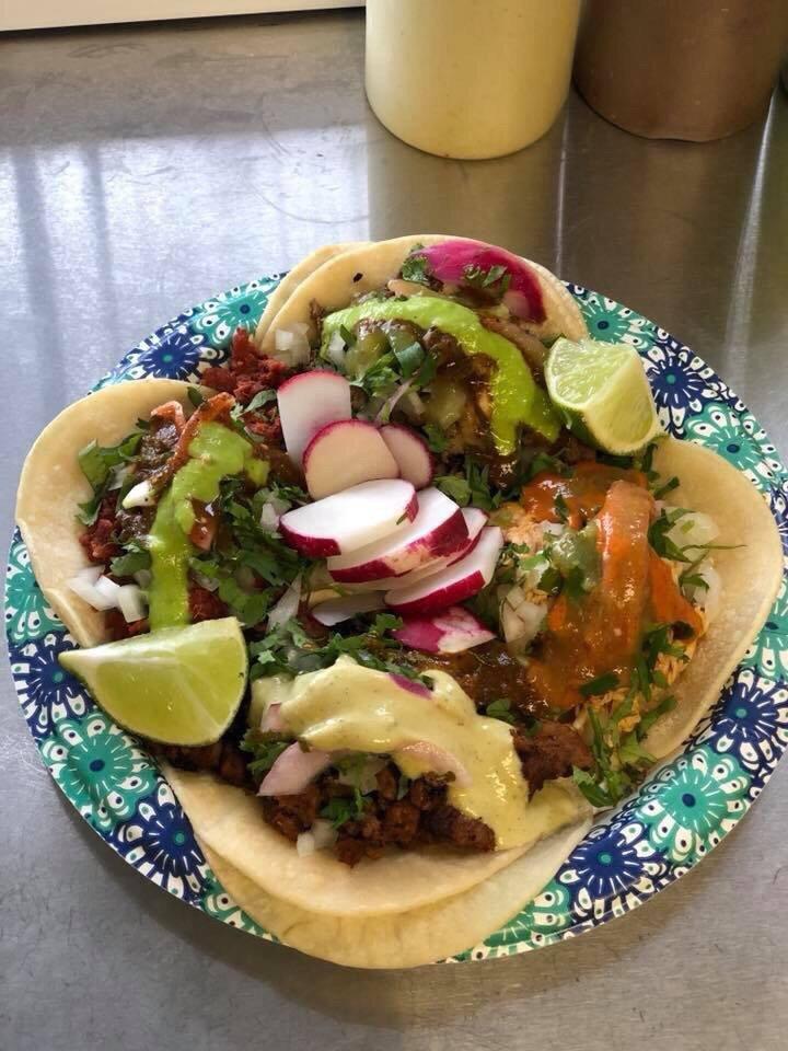Tacos El Machin: 544 SW 4th St, Corvallis, OR